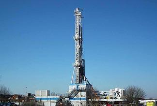 Bild einer Geothermie-Anlage